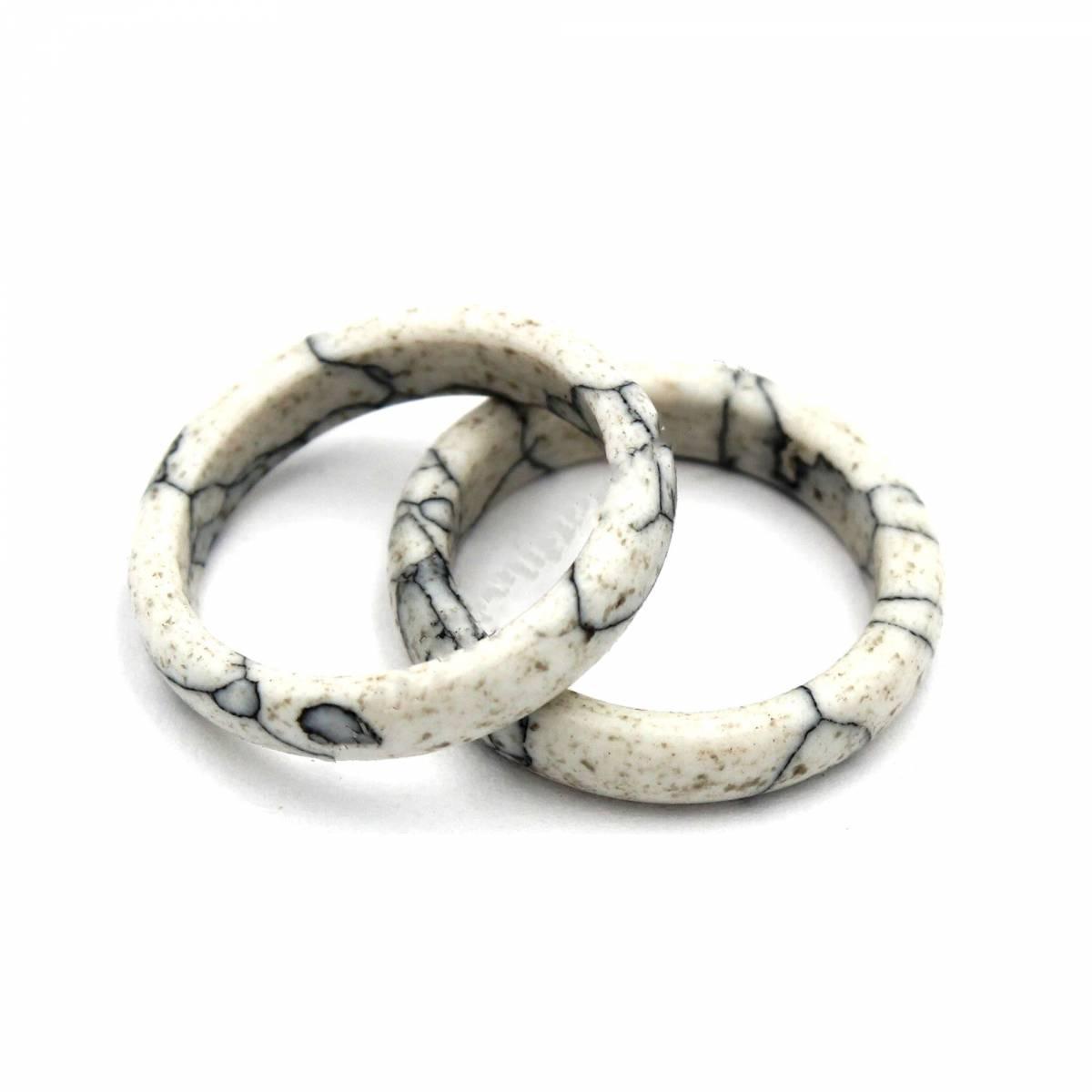 Купить кольцо из натурального камня кахолонг, цена Киев Украина. Кольцо из натуральных камней кахолонга в интернет магазине украшений Darsana