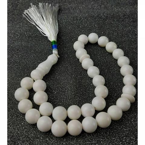 Купить четки из натурального камня нефрит, цена Киев Украина. Четки из натуральных камней нефрит в интернет магазине украшений Darsana