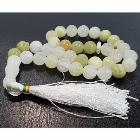 Купить четки из натурального камня оникс, цена Киев Украина. Четки из натуральных камней оникс в интернет магазине украшений Darsana