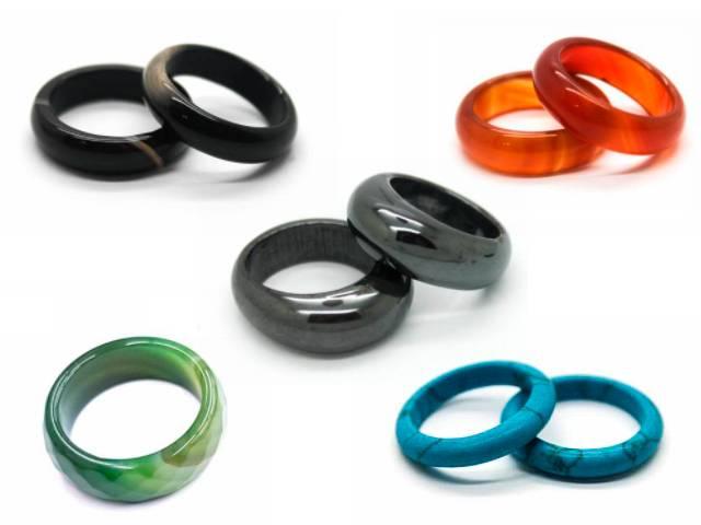 Купить Кольцо с натуральным камнем. Подобрать кольцо из натурального камня по пальцу на руке и возрасту