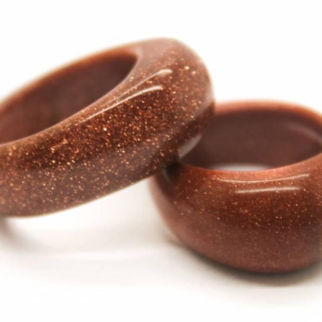 Купить кольцо из натурального камня авантюрин, цена Киев Украина. Кольцо из натуральных камней авантюрин в интернет магазине украшений Darsana